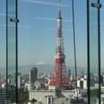 21Fから見える富士山①