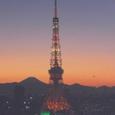 21Fの富士山(11月20日)